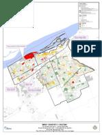 2012 Emerald Ash Borer map