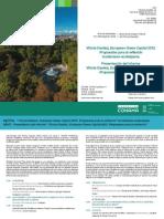 Presentación Informe European Green Capital 2012