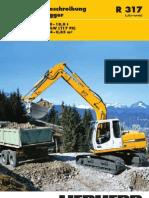 Technische Beschreibung Hydraulikbagger Einsatzgewicht 17 – 18,0 t ,0