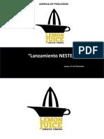 91135540 Redccion Nestea