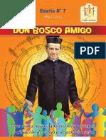 Boletin Don Bosco Amigo 7