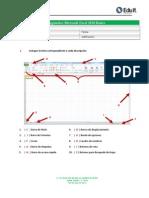 Examen de diagnóstico Excel 2010 - Clave1