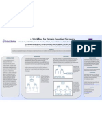 A Workflow for Protein Function Discovery (Poster)