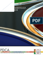 2013 PDCA Membership Handbook