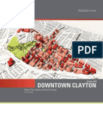 Downtown Clayton Master Plan Update and Retail Strategy - Part 1 of 2