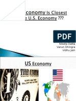 Us Economy Ppt..IFT PPT