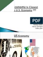 Us Economy Ppt..IFT PPT