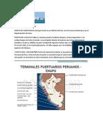 Puertos de Peru