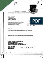 61504461 Sanity Check Data for Aircraf Design Balaji