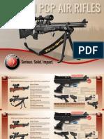 Hatsan. PCP Air Rifles 2012