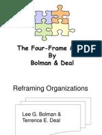 The Four Frame Model