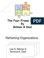 The Four Frame Model