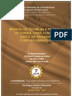 MANUAL DE TÉCNICAS E PRÁTICAS DE CONSULTORIA CONTÁBIL JUNTO ÀS PEQUENAS E MÉDIAS EMPRESAS