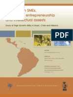 High Growth SMEs Innovation Entrepreneurship and Intellectual Assests