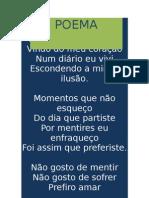 Poemas David
