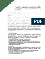 UNIDAD 1._PLANEACION Y ORGANIZACIÓN DEL TRABAJO EN EL NIVEL GERENCIAL