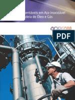 Fundação Aperam - Soluções Sustentáveis em Aço Inoxidável para toda a Cadeia de Óleo e Gás