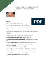 Traducciones en Castellano de Trabajos de Teun a Van Dijk