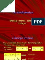 Energia,Calor y Trabajo