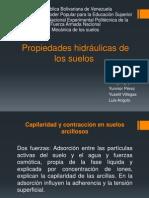 expo propiedades hidraulicas de los suelos.pptx