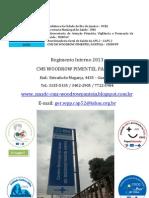 Regimento Interno - CMS WPP - 2013