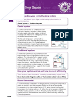 2d Your Home Central Heating Guide