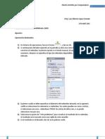 IMT Practica 4 SolidWorks
