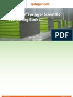 Springer Catalogue