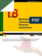 marketingchannelsandphysicaldistribution-marketingmanagement