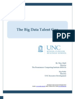 The Big Data Talent Gap