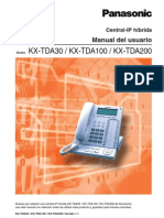 Manual Planta Telefonica