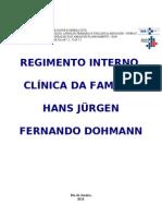 Regimento Interno CF Brisa 2013