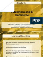 Chapter 4-5-6 - ECommerce - M- Commerce