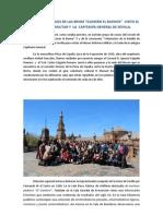 """El Círculo de amigos de la BRIMZ """"Guzmán el Bueno X"""" visita el Museo Histórico Militar y la Capitanía General de Sevilla"""