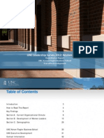 UNC Leadership Survey 2012