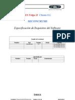 Requisitos Del Software(E.R.S)