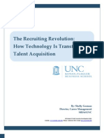 The Recruiting Revolution