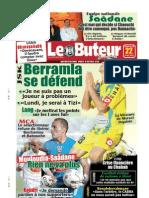 LE BUTEUR PDF du 22/03/2009
