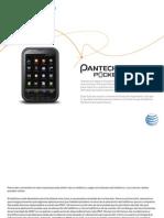 Pocket Spanish Manual Pantech