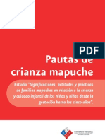 03 Pautas de Crianza Mapuche