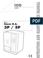 Vending Saeco Topazio User Manual English Watermarked