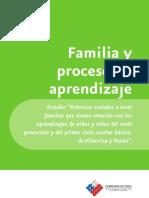 13 Familia y Proceso de Aprendizaje