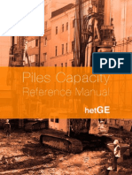 Piles Capacity Ref Man 130403