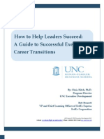 How to Help Leaders Succeed