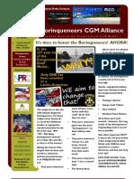 Borinqueneers CGM 4-9-2013 Update
