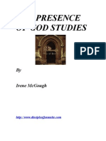 The Presence of God Studies