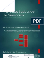 PRINCIPIOS BÁSICOS DE LA SIMULACIÓN