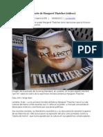 08-04-13 No Todos Lloran Muerte de Margaret Thatcher (Videos)