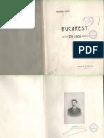 F. Dame, Bucarest en 1906, Socec, 1907, Cap. XIII. Les Juifs