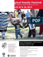 Aboriginal Family Festival Poster Final